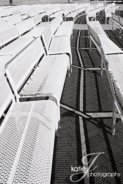 Benches-BW
