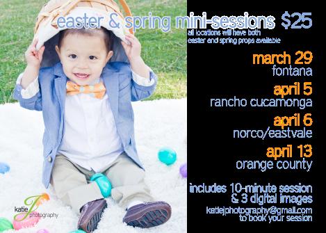 EasterMinis